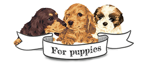 For puppies