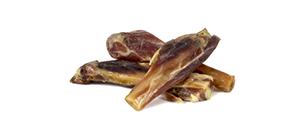 Serrano mini ham bone